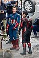 avengers set photos january 10 10