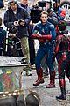 avengers set photos january 10 17