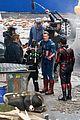 avengers set photos january 10 21