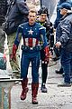 avengers set photos january 10 23