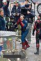 avengers set photos january 10 41