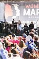 sophia bush joins forces with marisa tomei connie britton at womens march 2018 in la 18