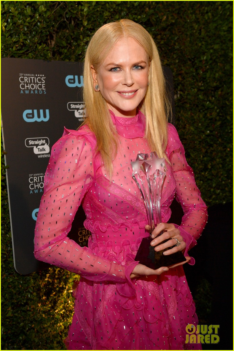 Nicole Kidman Responds To Critics Of Her Grace Of Monaco Film