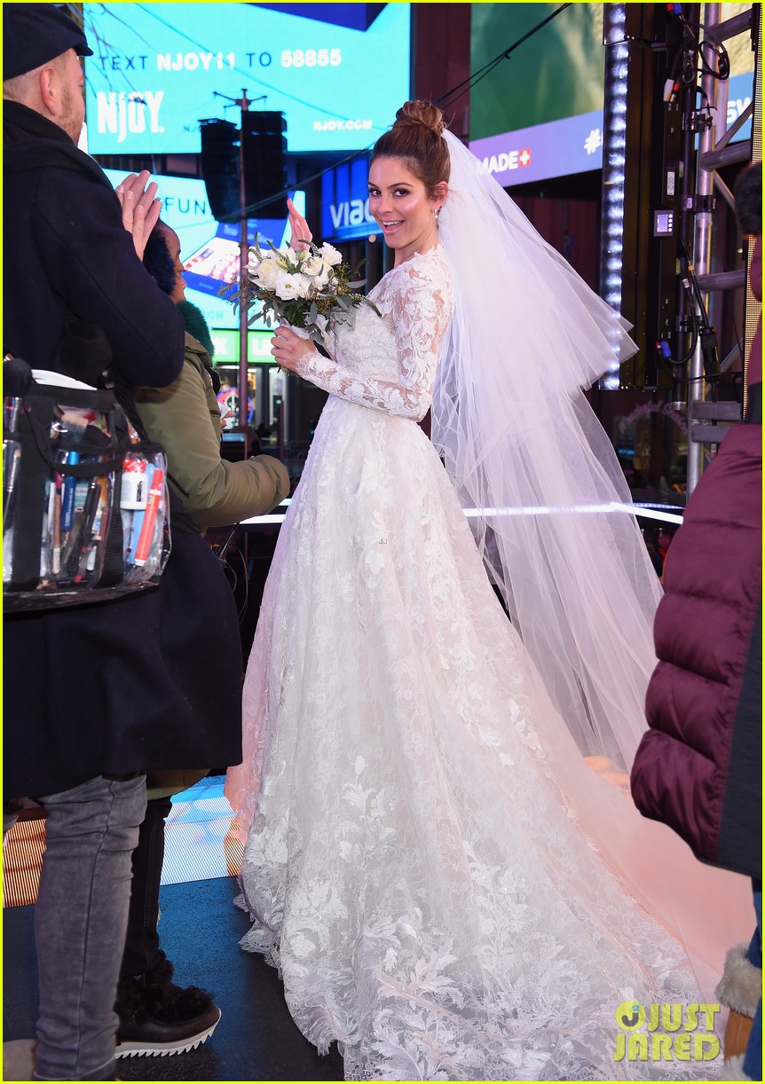 Maria Menounos Marries Keven Undergaro on NYE in Times ...
