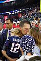 tom bradys kids celebrate last years super bowl 22