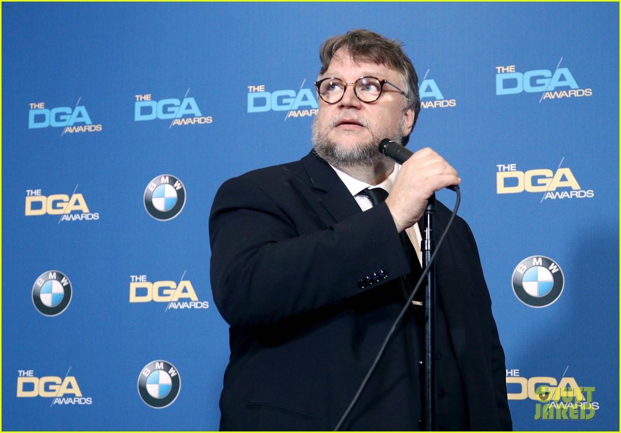 Shape of Water's Guillermo Del Toro Wins Best Director at DGA Awards