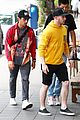 nick jonas meets up with brother joe in australia 27