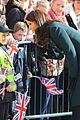 kate middleton prince william step out to support the arts in sunderland 07