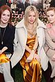julianne moore sienna miller zoey deutch sit front row at tory burch nyfw runway show 27
