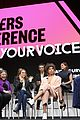 natalie portman rashida jones more join forces to represent times up at makers conference 19