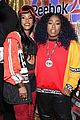 teyana taylor gets support from missy elliott baby girl at junie bee nail salon grand opening 07