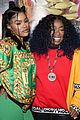teyana taylor gets support from missy elliott baby girl at junie bee nail salon grand opening 11