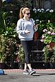 amy adams darren le gallo do their morning errands together 03