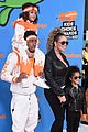 mariah carey nick cannon bring twins moroccan monroe to kcas 03