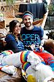darren criss and fiancee mia swier hit the slopes for operation smile 19