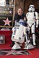 mark hamill star wars hollywood walk of fame 23