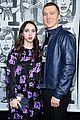 david harbour girlfriend alison sudol couple up at miu miu paris fashion show 18