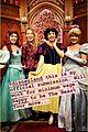 blake lively hangs out with princesses during trip to disneyland 01
