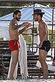 maluma flaunts shirtless body on vacation with prince royce 06