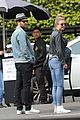 emily vancamp josh bowman couple up for lunch in los feliz 06