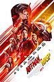 ant man wasp poster