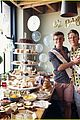 tom daley dustin lance black celebrate baby shower in london 03