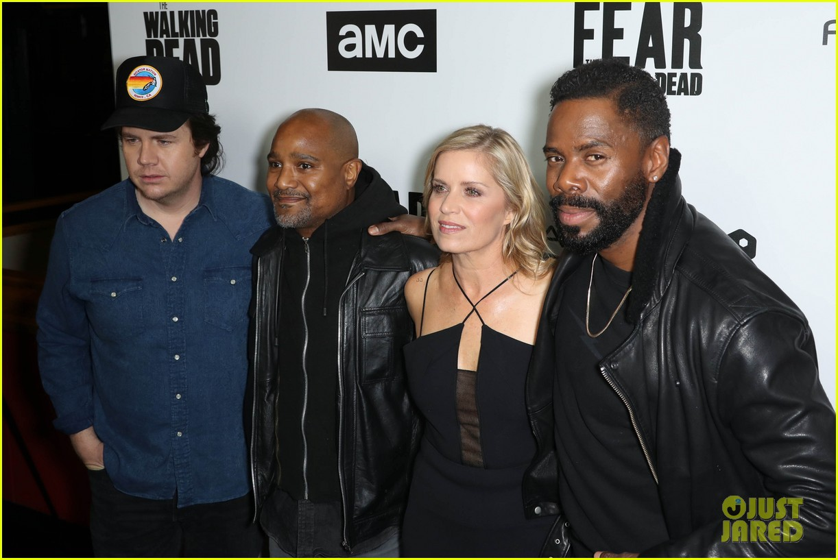 jenna elfman maggie grace more join forces at the walking deads survival sunday 05