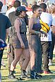 vanessa hudgens goes boho chic in paisley kimono at coachella 19