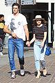 joey king and boyfriend jacob elordi make a stylish couple at the grove 05