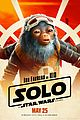 star wars solo story character posters 2018 05