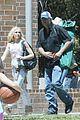 gwen stefani blake shelton take her kids to the park 05