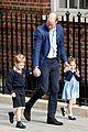 prince george princess charlotte visit baby brother 26