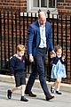prince george princess charlotte visit baby brother 34