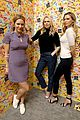erin sara foster team up with katharine mcphee at saks power dressing discussion 04