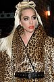lady gaga rocks fierce leopard print outfit in nyc 07