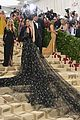 rita ora stuns inblack headpiece for met gala 2018 03