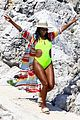 gabrielle union and shirtless dwyane wade show some sweet pda on vacation 11