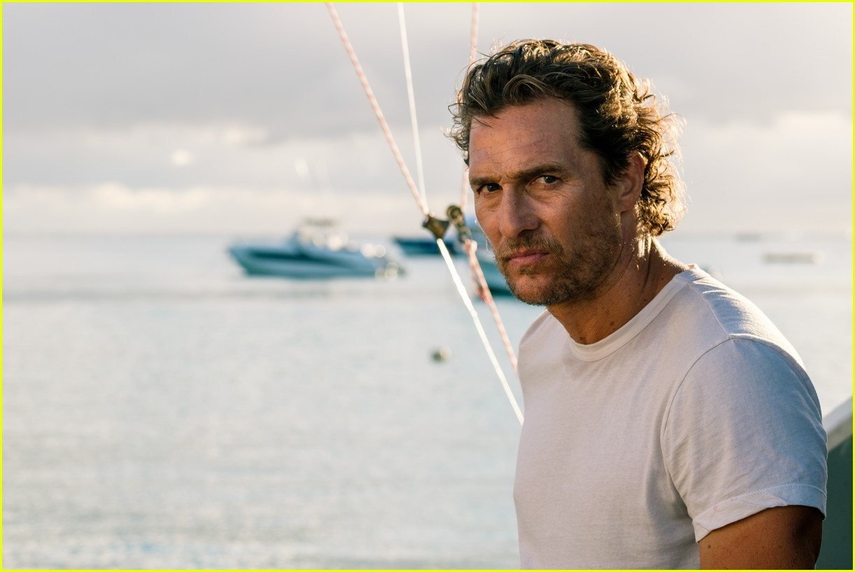Matthew McConaughey: L...