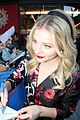chloe moretz sports fun prints at come as you are champs elysees film festival premiere 15