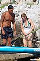 ellen pompeo chris ivery show off beach bodies in france 15