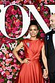 lauren ridloff condola rashad go glam in red for tony awards 2018 09