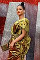 rihanna sparkles in gold at oceans 8 london premiere 15