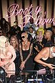 amber rose gets support from blac chyna at simply be collaboration launch 11