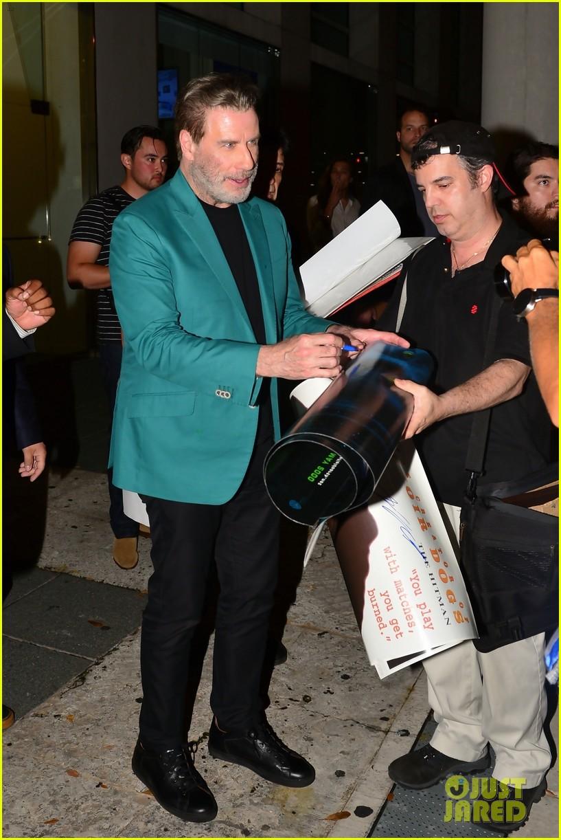 john travolta and kelly preston celebrate gotti in miami 04