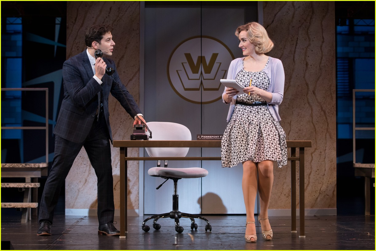 michael urie becki newton how to succeed 03