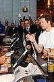 mark wahlberg attends ribbon cutting ceremony ocean casino resort 10