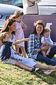 prince william plays polo family watches 02