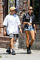 justin bieber hailey baldwin brunch nyc 23