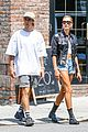 justin bieber hailey baldwin brunch nyc 27