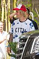 justin bieber shows off tattooed torso on vacation with hailey baldwin 62